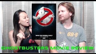 Ghostbusters – Movie Review