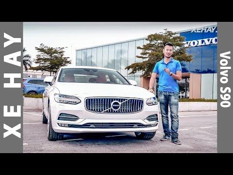 nh gi xe Volvo S90 2,7 t sedan hng sang t Thu in XEHAY.VN 4k