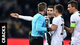 Cr7 le negó a Dybala su mejor gol