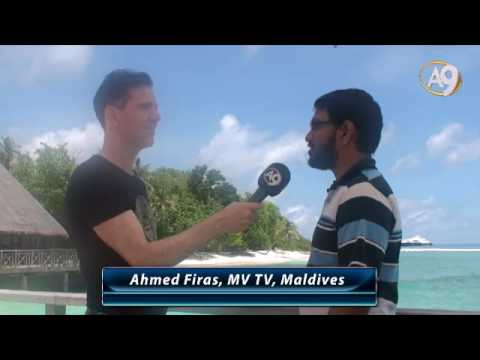Ahmed Firas, MV TV, Maldives