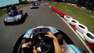 Go Karting at Brisbane