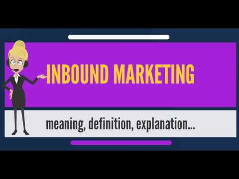 inbound packages meaning