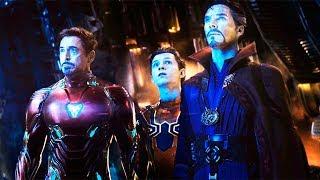 Мстители 3: Война Бесконечности — Русский ролик с Супербоула (Субтитры, 2018)