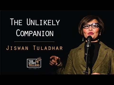 The Storyyellers: The Unlikely Companion - Mrs. Jiswan Tuladhar (Solo Traveller)