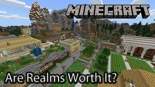 Are Minecraft Realms Plus Worth  T Yes Or No Realms Review 2020