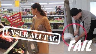 ALLTAGS VLOG - Einkaufen, Putzen, Grillen | Dilara Kaynarca