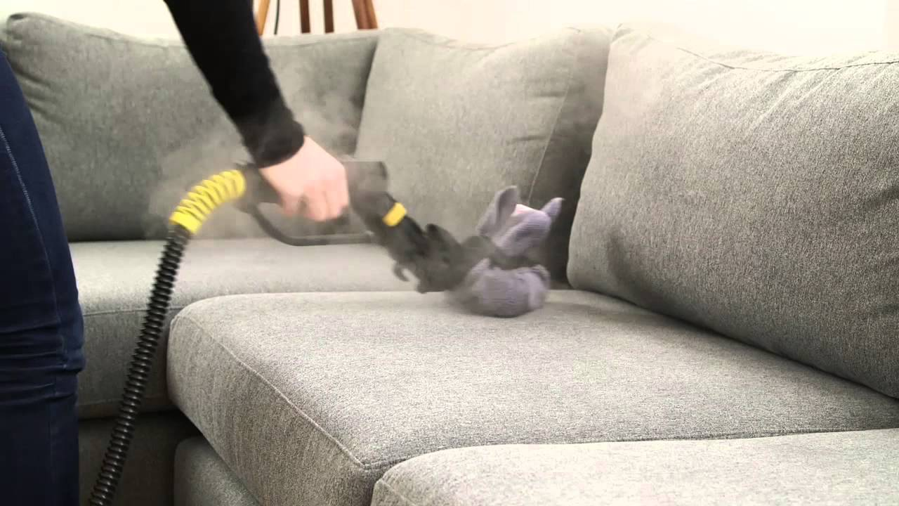 Merveilleux Furniture Steam Cleaning   Dupray Tosca™ Steam Cleaner   YouTube