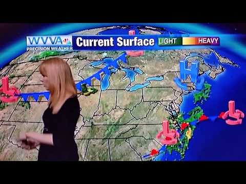 WVVA-TV Bluefield, WV blooper