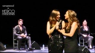 Monica Naranjo y Marina Heredia estrenan 'Bambineando'