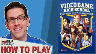 Video Game High School - How To Play