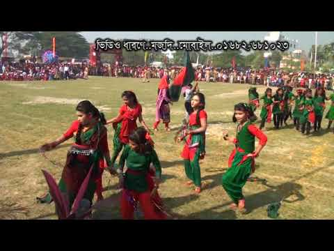 Victory Day in Bhairab Upazila 2016 Part 1