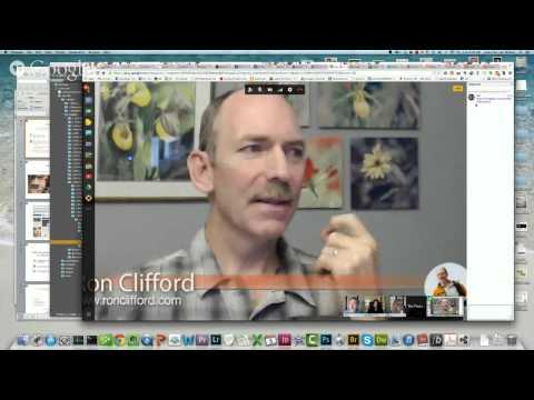 The Photoshop Show 61 - with Guest Julia Kuzmenko McKim