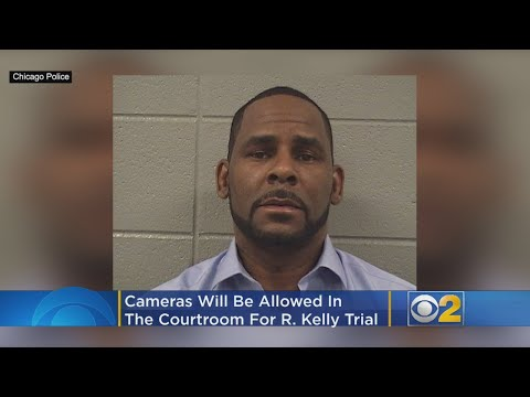 Cameras Allowed In Court For R. Kelly Sexual Abuse Case Mp3