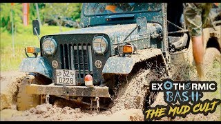 Exothermic Bash - The Mud Cult 2017 | 4x4 Challenge | Sri Lanka