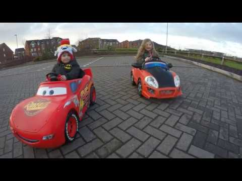 Ride on Car 6 Volts  to 24 Volts project & Family Fun