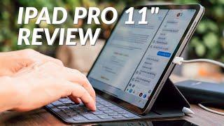 """Đánh giá chi tiết iPad Pro 11"""" 2018"""