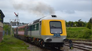 #545: Great Central Railway Nottingham - Prototype HST First Run Weekend (25/05/15)