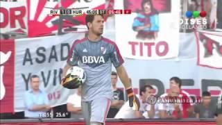 River Plate vs Huracan (1-0) Torneo Argentino 2016/17 - Resumen FULL HD