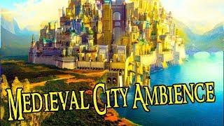 Fantasy Medieval City 1