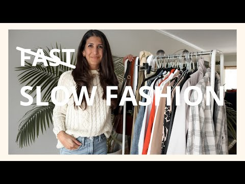 Easy & Simple Slow Fashion Tips for Every Budget and Style Type | Guide to Slow Fashion