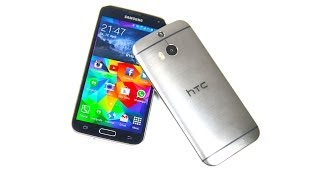 Samsung Galaxy S5 vs. HTC One M8 (Deutsch) | SwagTab