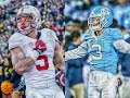 Christian McCaffrey and Ryan Switzer Mix