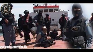 GAM (Gendarmerie Royale) & GIMR (Marine Royale)