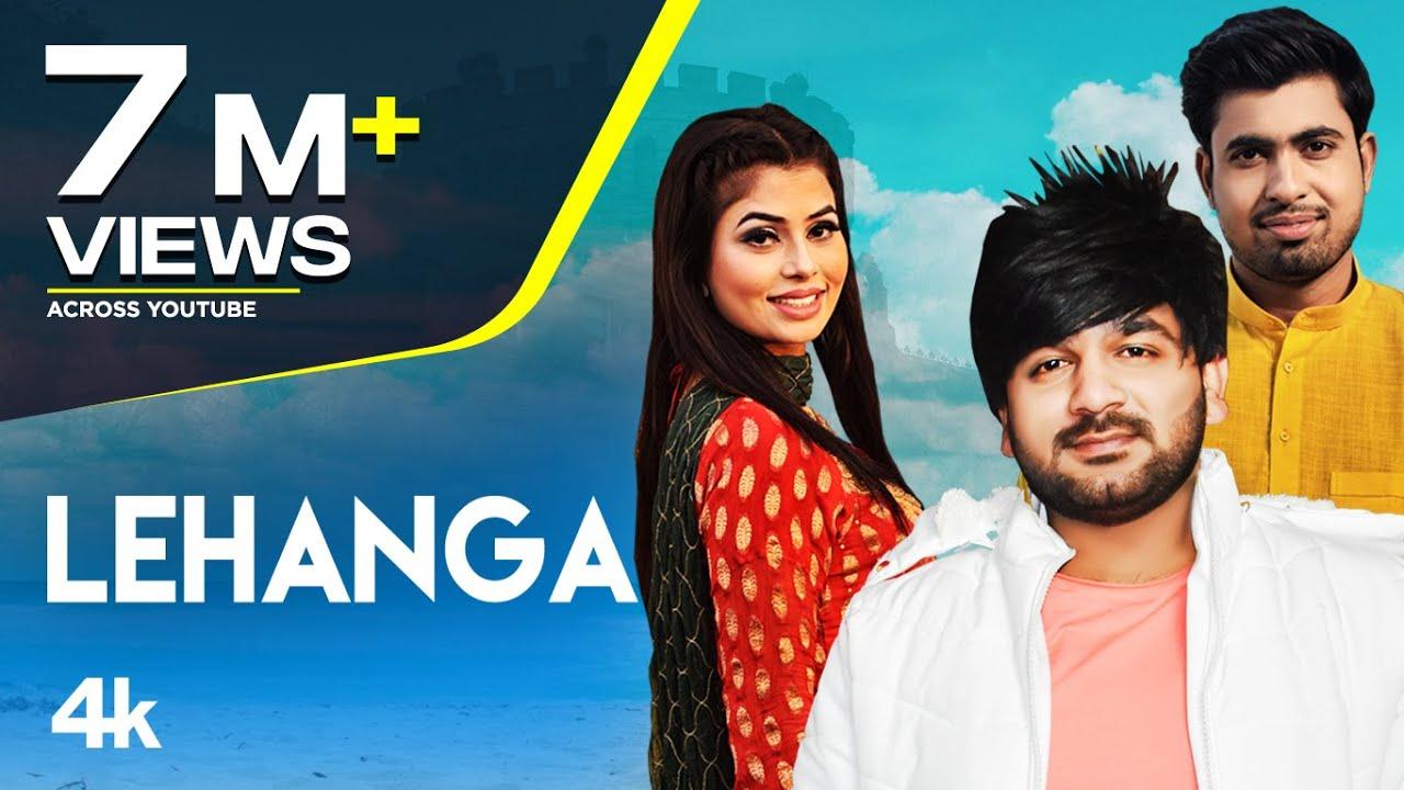 Lehanga (Official Video) Mohit Sharma  Sumant Budhpur, Ruba Khan  New Haryanvi Songs Haryanavi 2021