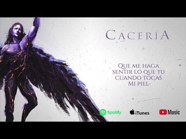 CACERÍA - Melodía Para Amarte [VIDEO LYRIC OFICIAL]