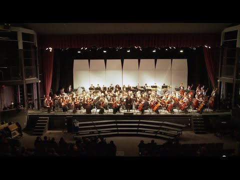 "Staples High School Music Department's ""Spring Concert"""
