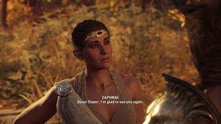 Assassin's Creed Odyssey Daphnae Romance (Kassandra)