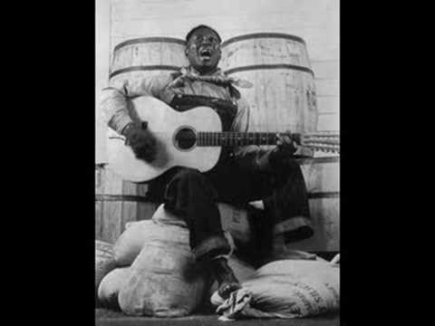 "Roots of Blues -- Leadbelly ""My Baby Quit Me"