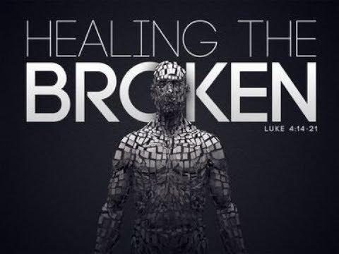 Healing Sermon Series 4 of 5 - November 12, 2017 - Zion's Church Hamburg, PA