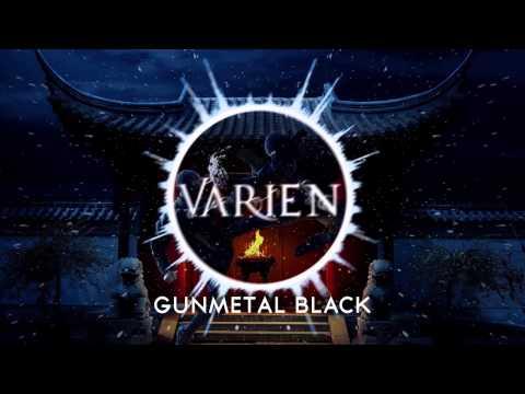 Varien - Gunmetal Black
