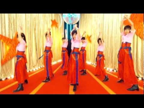 Berryz工房「胸さわぎスカーレット」 (MV)
