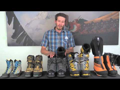 Gear Tips  - Mountaineering Boots