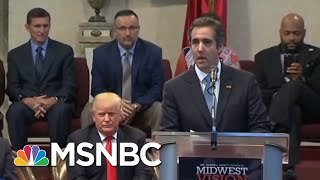 'President Donald Trump May Throw Children Under Bus To Protect Himself'   AM Joy   MSNBC