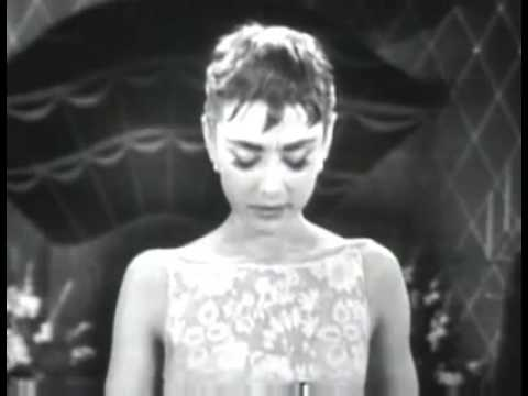 Audrey Hepburn  Best Actress Oscar for Roman Holiday