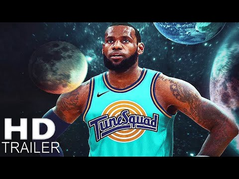 SPACE JAM 2 Trailer Teaser 2021 Lebron James, Tune Squad Animation Movie