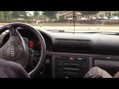2001 Audi A4 Big Turbo Youtube