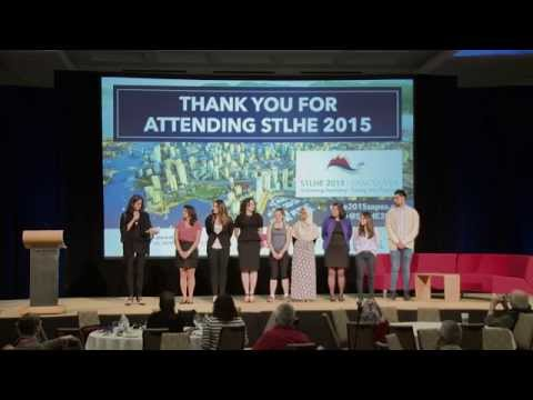 STLHE 2015 3M Student Fellowship Awards