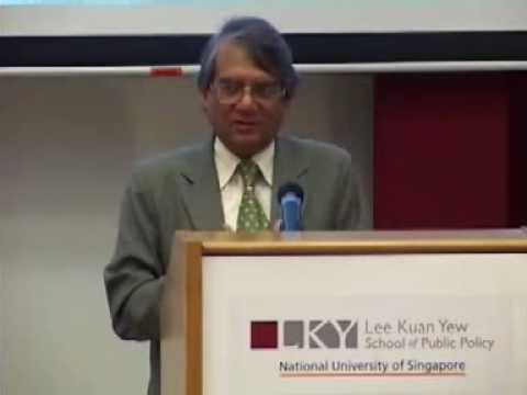 2010 Lee Kuan Yew School of Public Policy - Liberalisation and Regulation of Capital