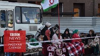 Протесты в Ингушетии: проголосовал ли парламент за передачу земель Чечне?