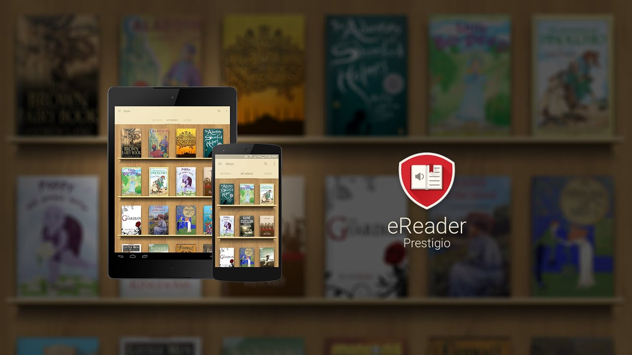 15 best eBook reader apps for Android! (Updated 2019) - Android