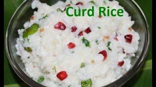 Mosaranna / ಮೊಸ್ರನ್ನ / Curd rice in kannada / perugu annam / Summer cool recipes