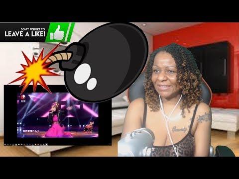 Shila Amzah Asian Wave 2012 Final Song   Grenade REACTION