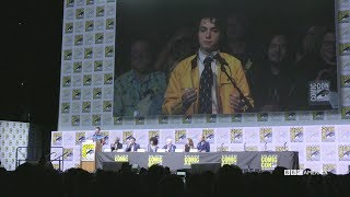 Dirk Gently Asks the Doctor a Question   SDCC 2017   BBC America