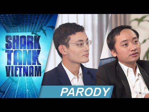 Shark Tank (Parody) - Những Startup Thú Vị Nhất  - SVM TV | Clip Hài Hước