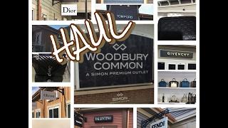 Woodbury Commons Collective Luxury Haul ft. Gucci, Prada and Saint Laurent