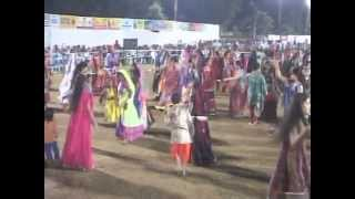 Live Gujarati Garba Songs Lions Club Kalol City - Rohit Thakor - Day 6 - 2012 Part - 7
